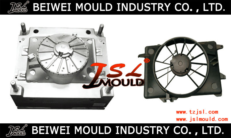 good quality plastic fan cover mould China factory