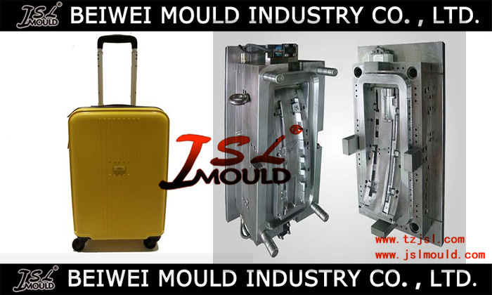 OEM plastic suitcase mould with good quality