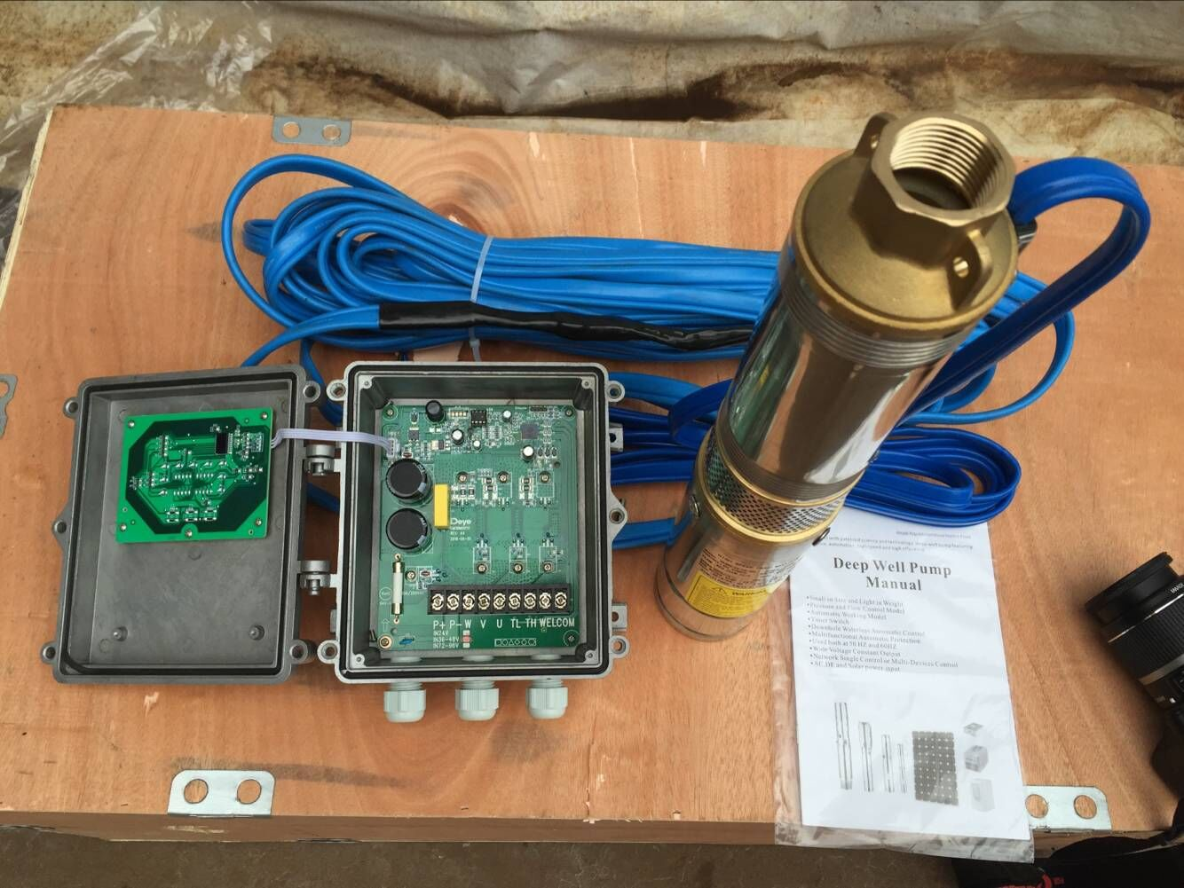 3inches Pumping Machine Solar Submersible Water Pump For Irrigation Wiring In Nepal