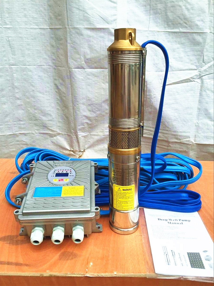 48v Solar Wells Pumps Submersible Systems Water Pump Price
