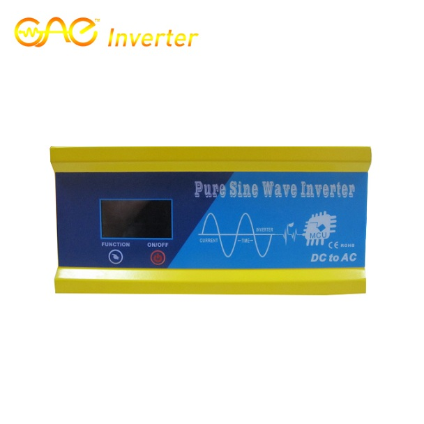 pure sine wave inverter Low frequency 220vac 12vdc 600w inverter