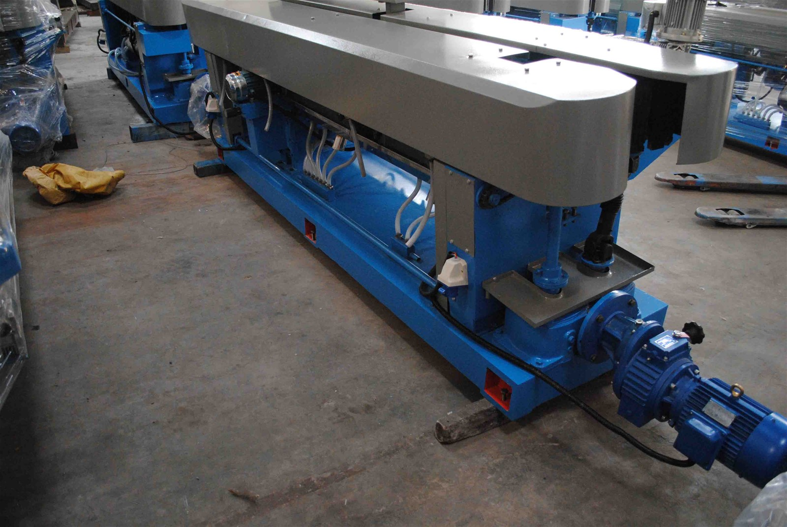 Glass Straight BevellingEdging Machine