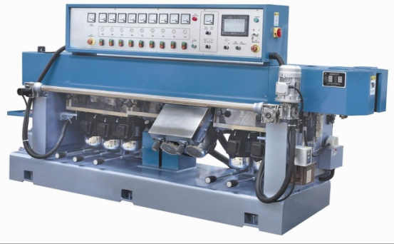 Glass Edge Polish Machine