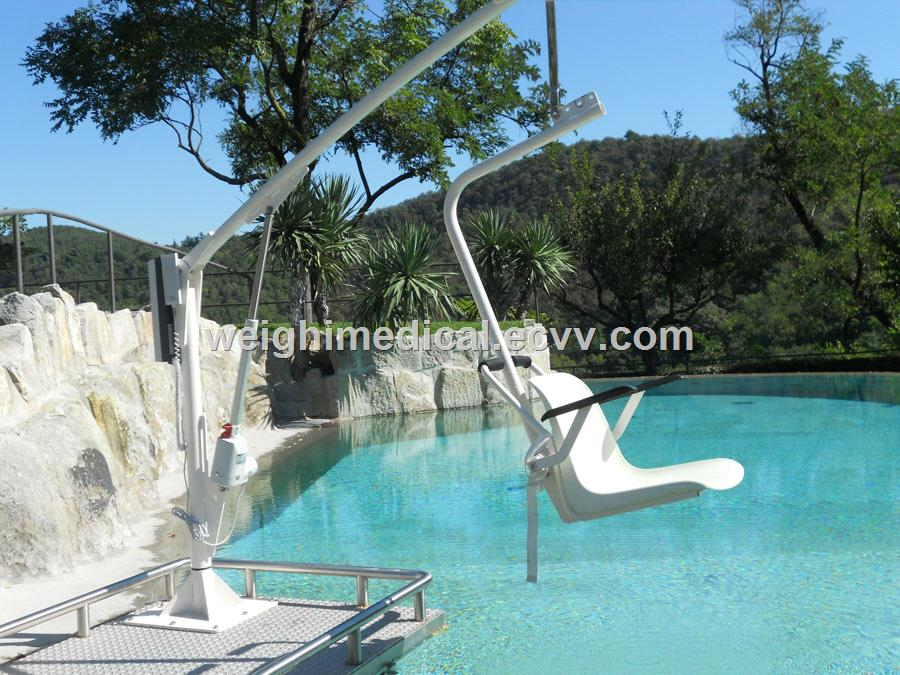Electric Rotatable Swimming Pool Lift