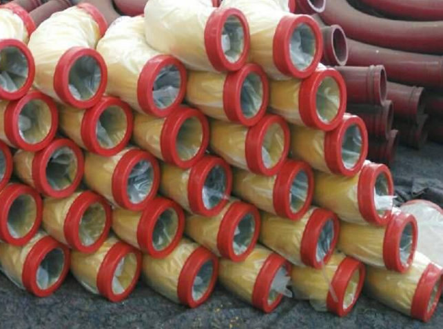 Twin Wall Concrete Pump Elbow for PM,Schwing,Sany ect