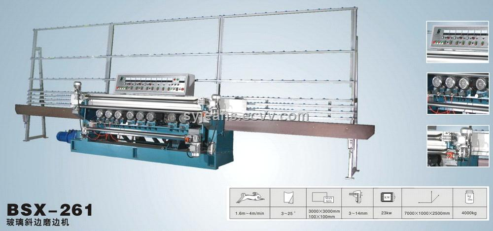Glass Chamfering Machine