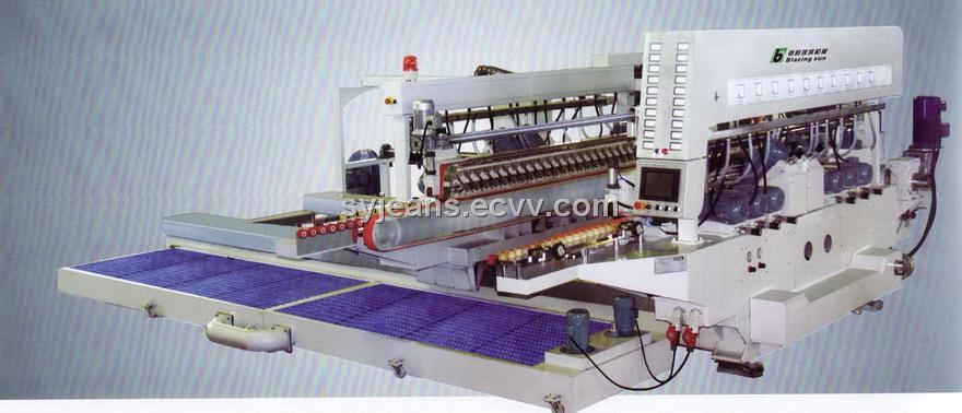Glass Double Edge Polish Machine