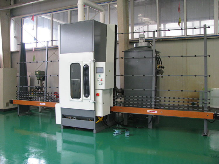 Glass Sandblasting Machine, Glass Frost Machine