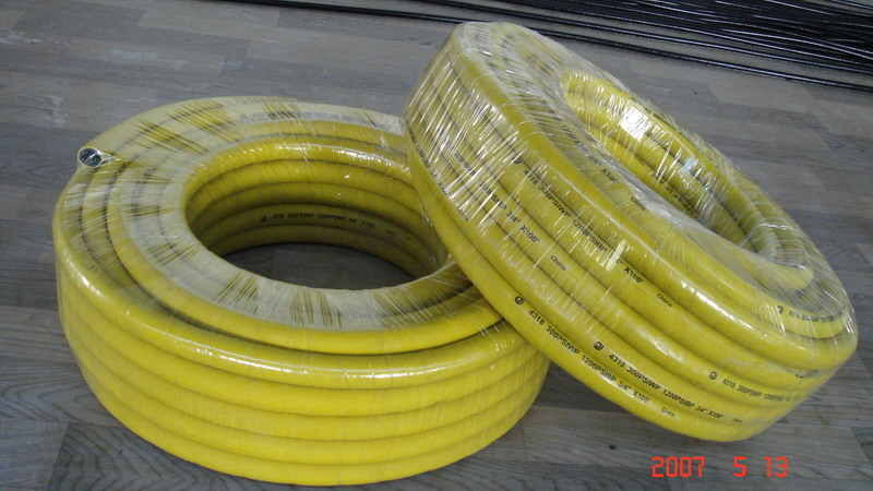 Rubber Fuel and Oil Delivery Hose for pump