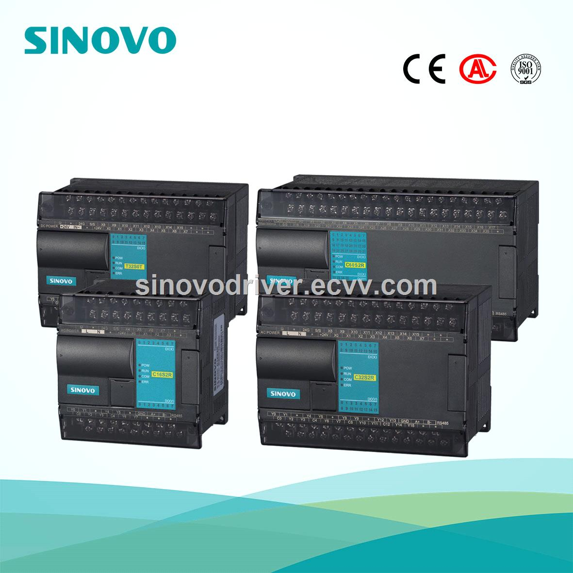 digital or temperature expansion motion plc control for injection molding machine