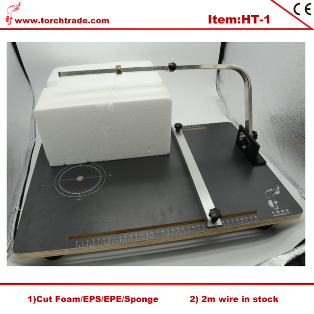 CNC Styrofoam Hot Wire Foam Cutting Machine purchasing, souring ...