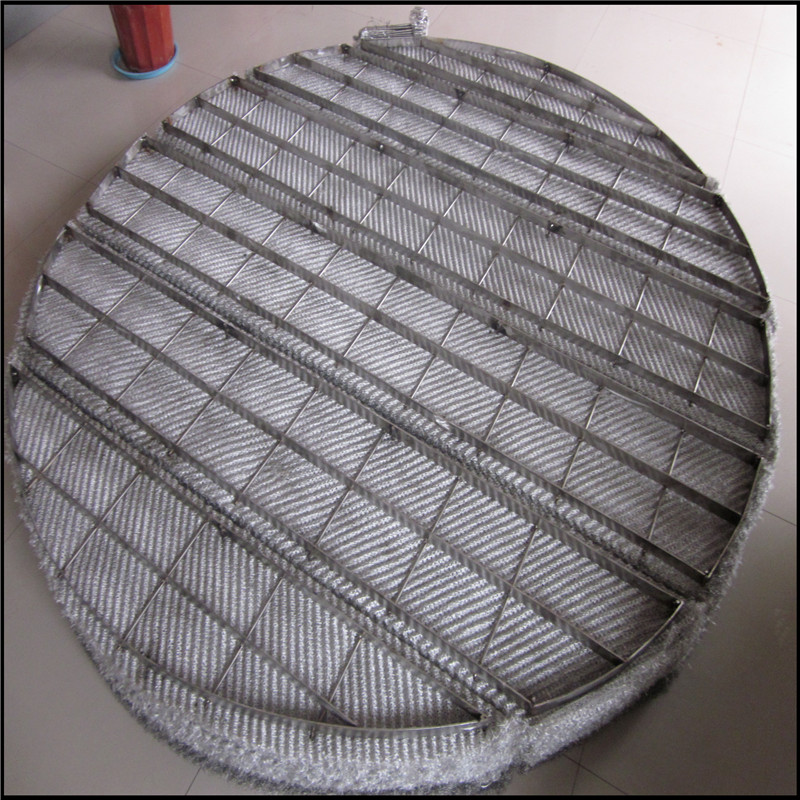 AntiCorrosion Knitted Wire Mesh Mesh Mist Eliminator
