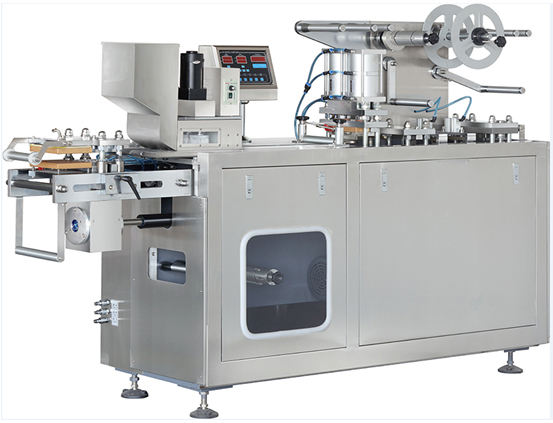 Tablet/capsule/chewing gum blister packing machine