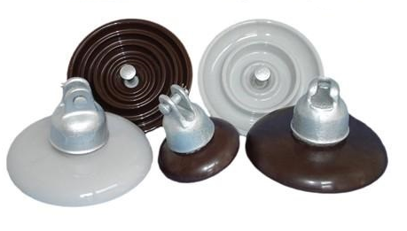 Electrical Anti Fog Disc Suspension Porcelain Insulator