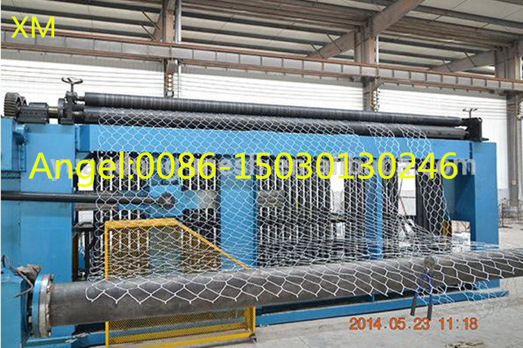 gabion box machinehexagonal wire mesh machine