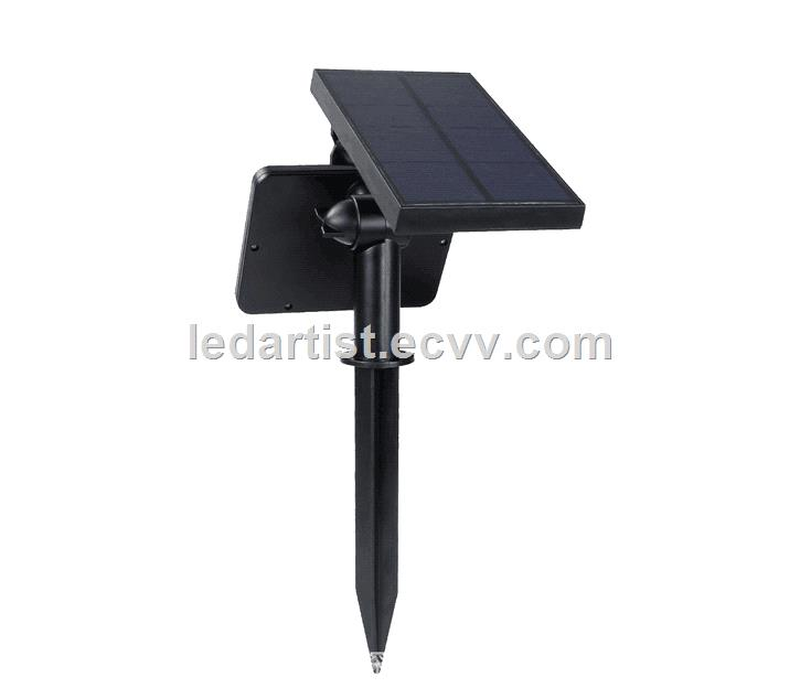Solar Sensor LED Wall Lamp 1.5w Solar Greensward LED Lamp