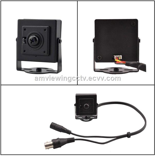420TVL Low Cost Mini Pinhole CameraLow Light Mini CCTV Wired Camera Manufacturer