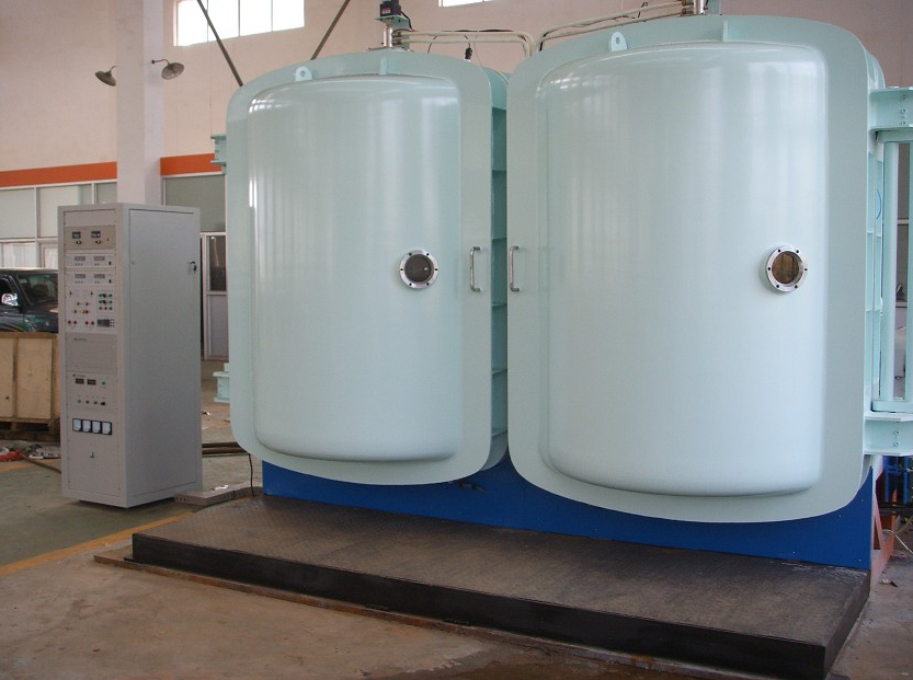 PVD Metallization Machines for Decorative Cosmetics PartsSputtering coating machine