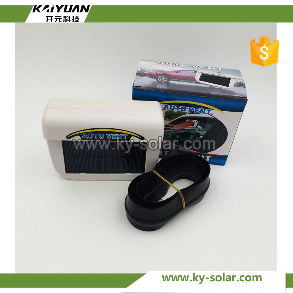 Best Selling Car Air Conditioning Fan Solar Purchasing Auto Cool