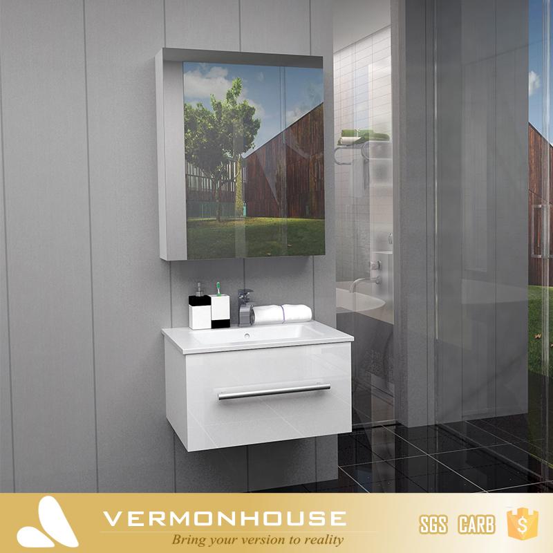 . Modern Bathroom Vanity Cabinet with simple designs