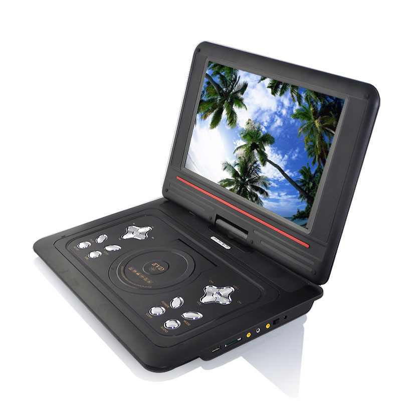 Large Screen Portable Dvd Player with analog tv