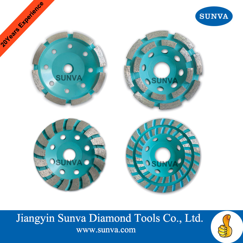 SUNVA-CW Diamond Cup Wheel/Grinding Wheels