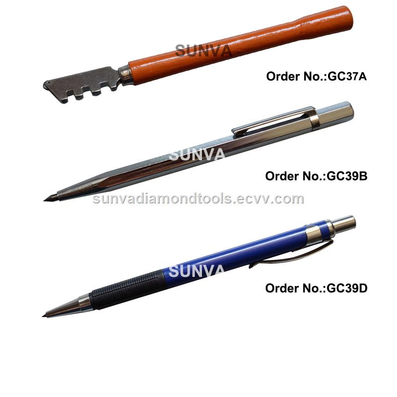 SUNVAGC Glass CutterDiamond Glass Cutting Tools