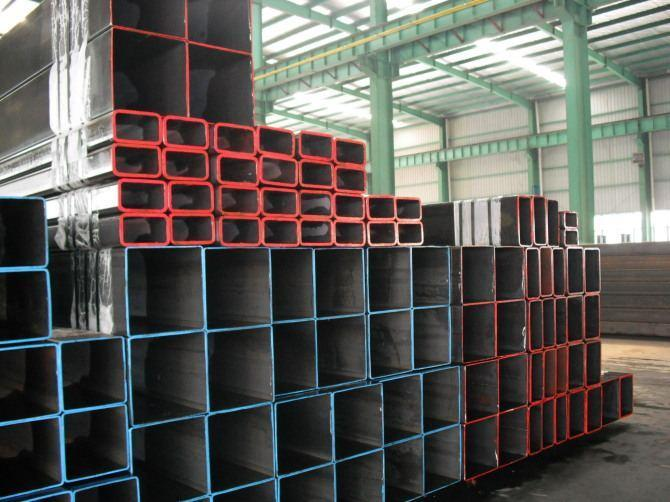 GALVANIZED RHS SQUARE STEEL HOLLOW SECTION STEEL TUBE PIPE PRICES