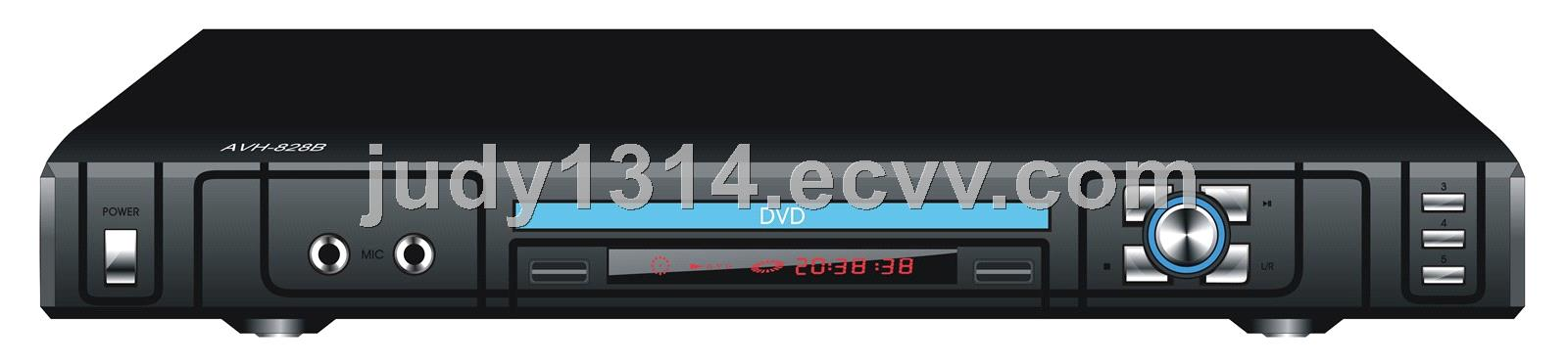 EVD,DVD,VCD,CD,MP3,MP4 DVD Player WITH USB