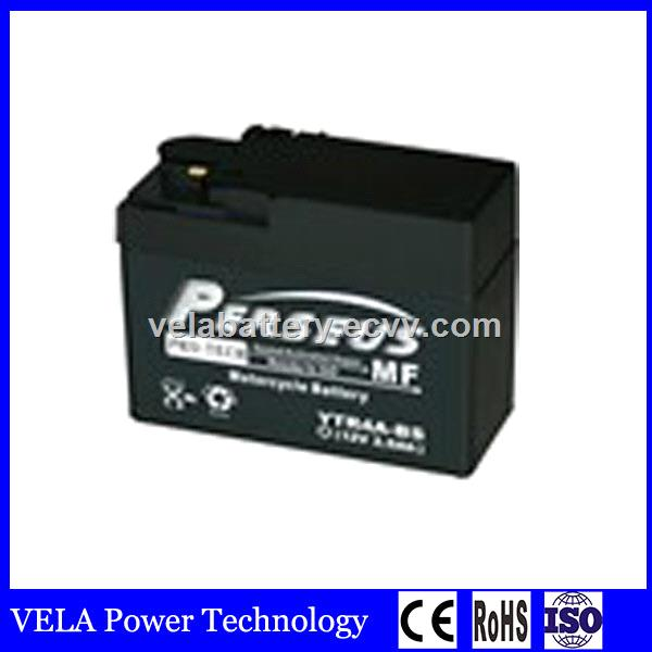 High Quality YTR4ABS Maintenance Free Lead Acid Motorcycle Battery