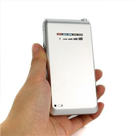 New Cellphone Style Mini Portable Cellphone GPS Signal Jammer