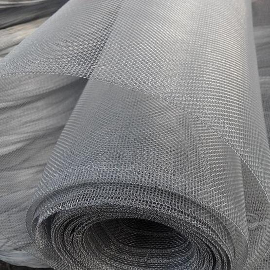 14mesh*0.55mm Epoxy Coated Aluminium Alloy Wire Window Insect Screen