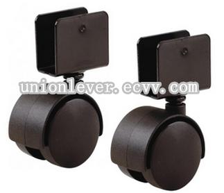 1 5 Inch Or 2 Inch Swivel U Bracket Furniture Caster Wheel From