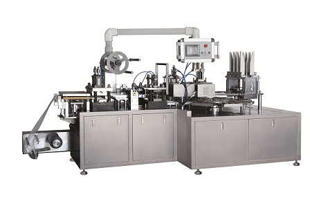 Electric Wire Blister Wrapping Machine/Tapes Blister Packaging Machine