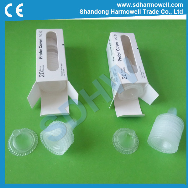 Disposable Soft Touch Ear Thermometer Probe Cover in Stock