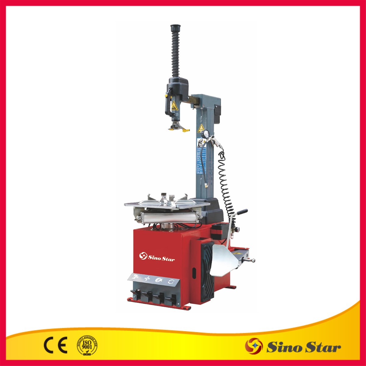 Europe Tire Changing Machine(SS-4990)