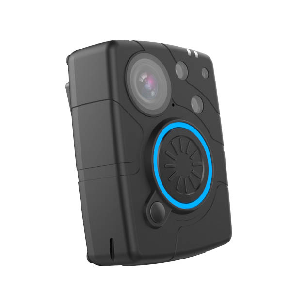 DMT10 builtin WiFi and GPS wearable camera police body worn digital camera