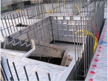 aluminum formwork a rapid paced construction system for forming