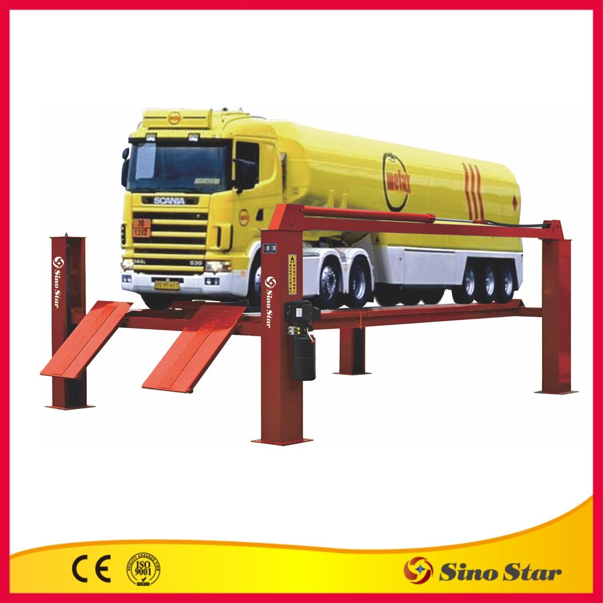 Hydraulic Car Lift >> Heavy Duty Bus Lift Hydraulic Car Lift Ss Jy12