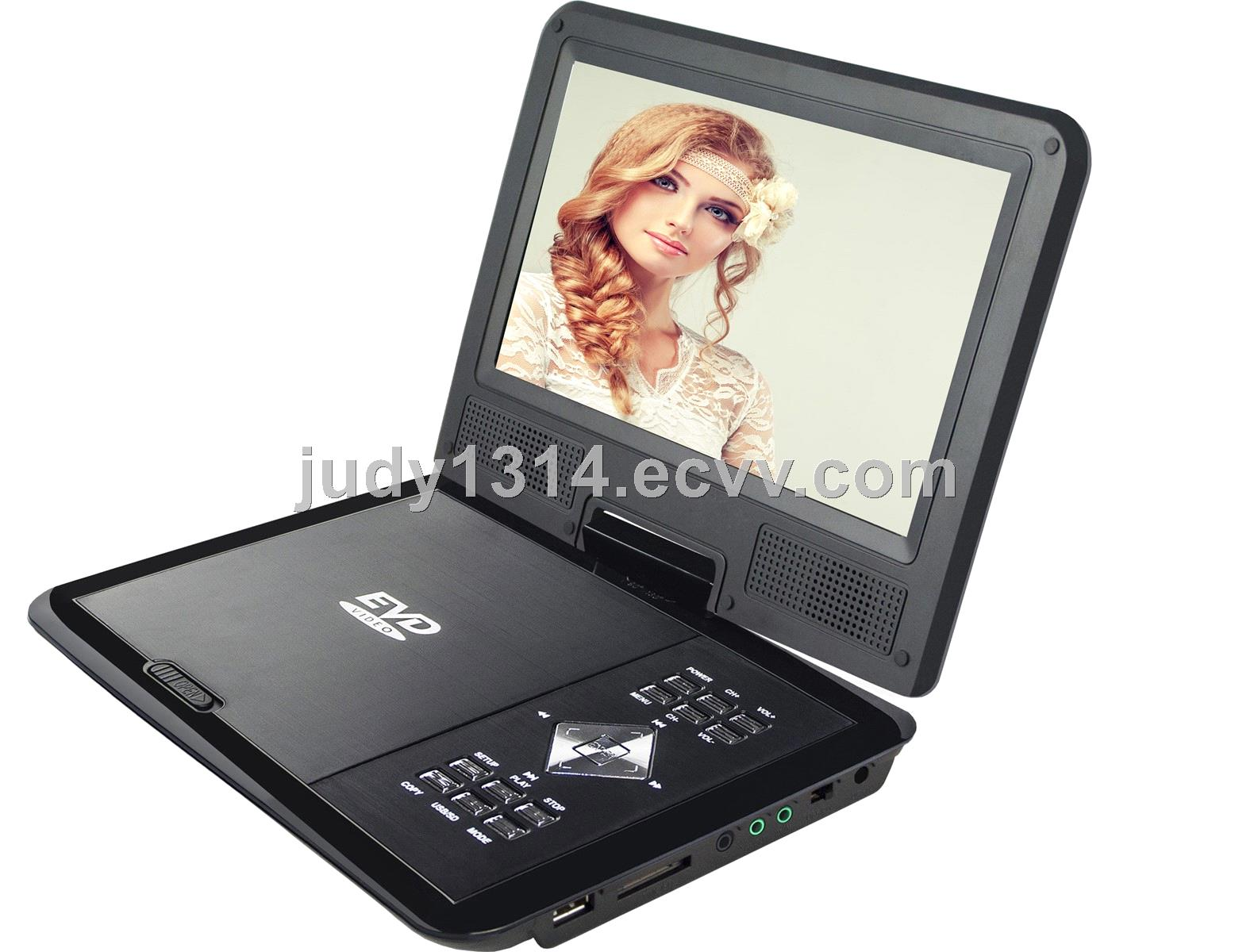 Hot Selling New 9inch Car DVD Player with TV Tuner