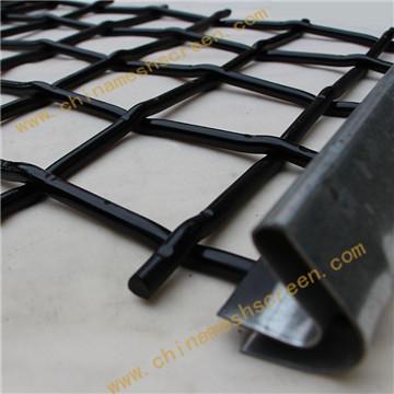 mining quarry vibrating screen mesh/crusher parts