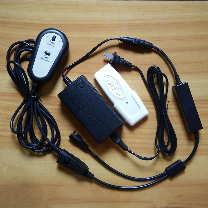 43392MHz Wireless Remote Control Switch Power Supply Adapter Meeting Room Computer LCD Screen Lift