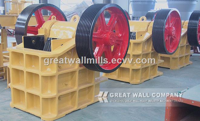 jaw crusher price for 120 TH quarry crushing plant