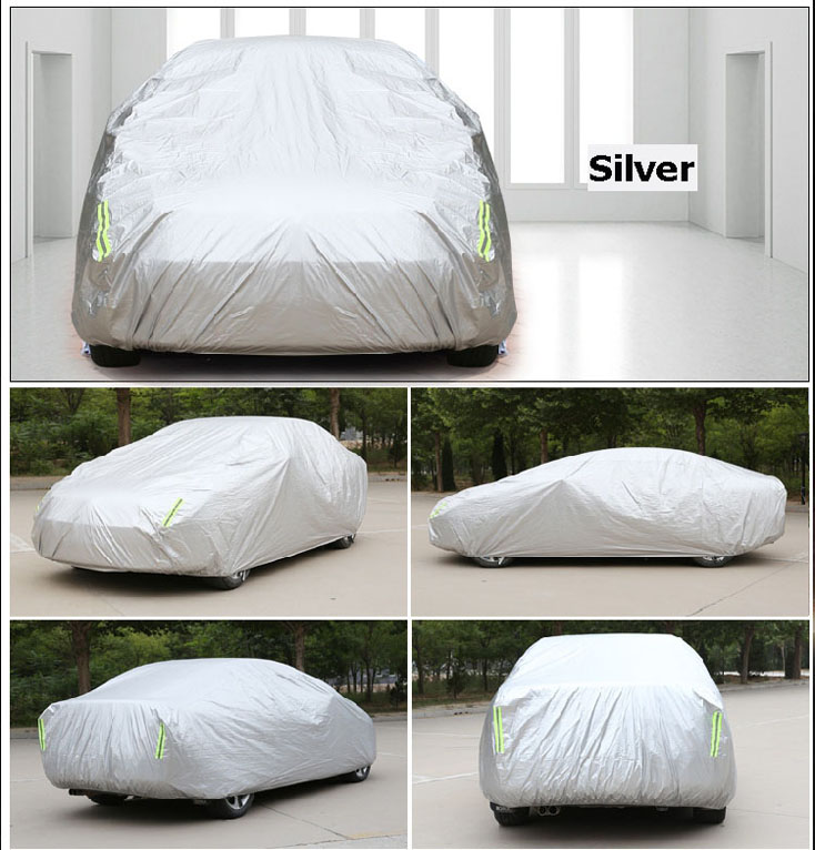 Automatic Car Covers Trunk Model