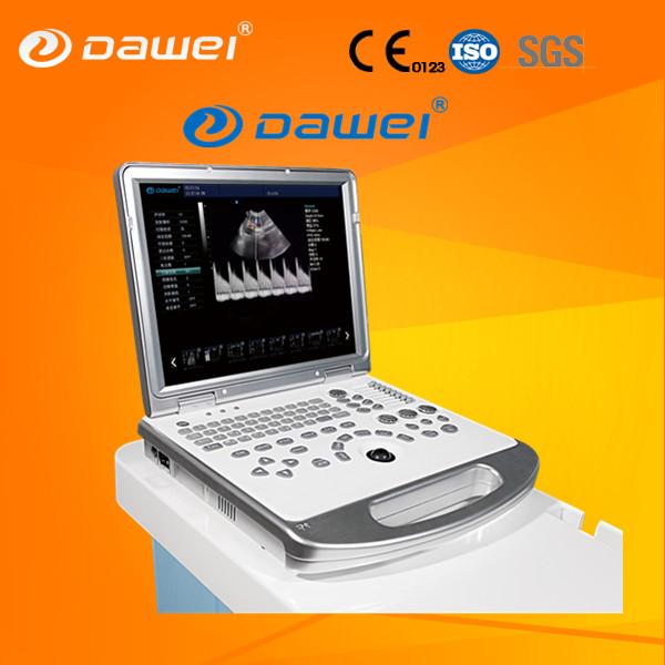 DW-C60Plus Portable Laptop Doppler Ultrasound Machine & 3D Ultrasound for  Hospital