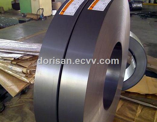Packing Application & Bright Anneal Surface Treatment Black Coating Packing Belt/Strapping