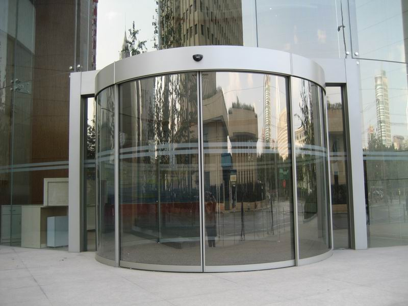 Manufactured Elegant Curved Automatic Door Operator