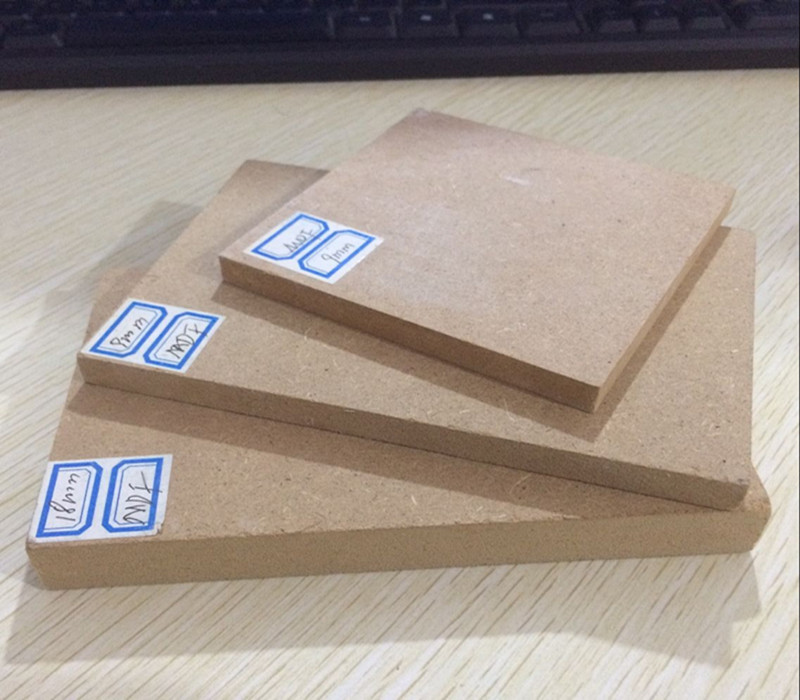 China Manufacturer of Plain Board MDF