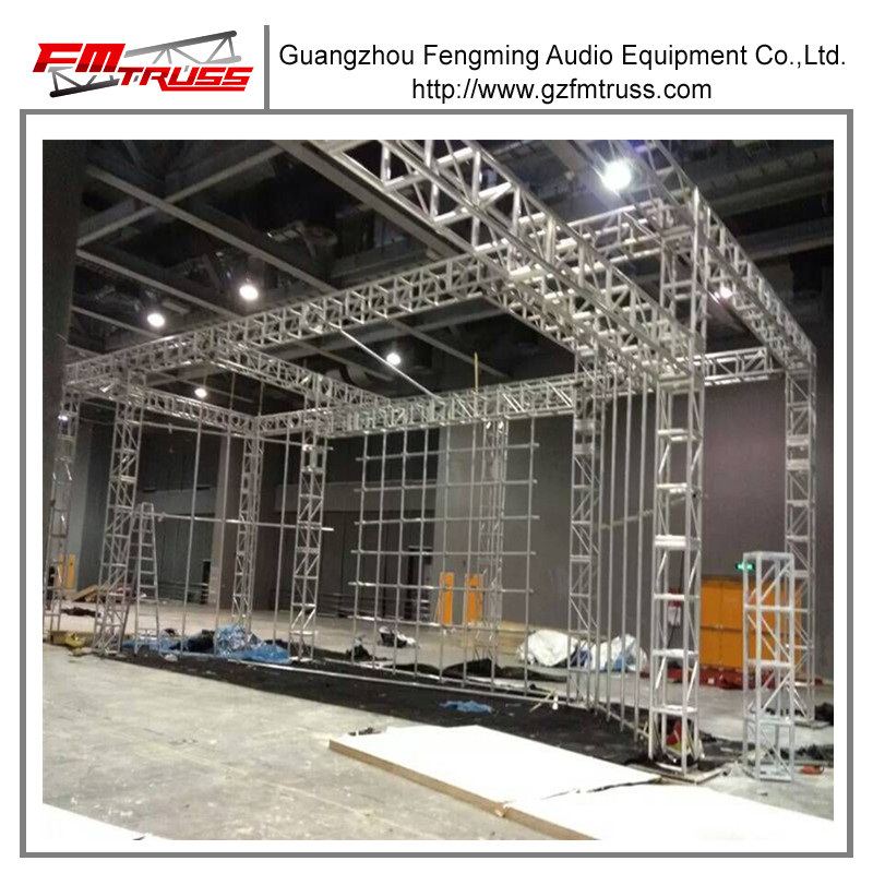 Exhibition Trading Truss System, Exhibition Truss Booth