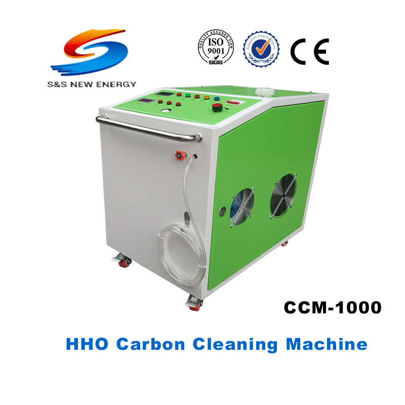 HHO Generator Car Engine Decarbonizing Machine Other Car Care Equipment 1000LH CCM1000